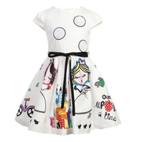 White Dress For Toddler Kids Now Apparel