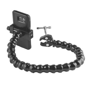 ModularHose Phone Holder with Mini Clamp - 24 inch