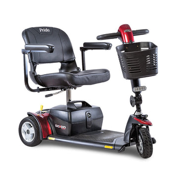 Pride® Go-Go® Sport 3-Wheel - Red