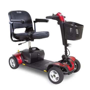 Pride® Go-Go® Sport 4-Wheel - Red