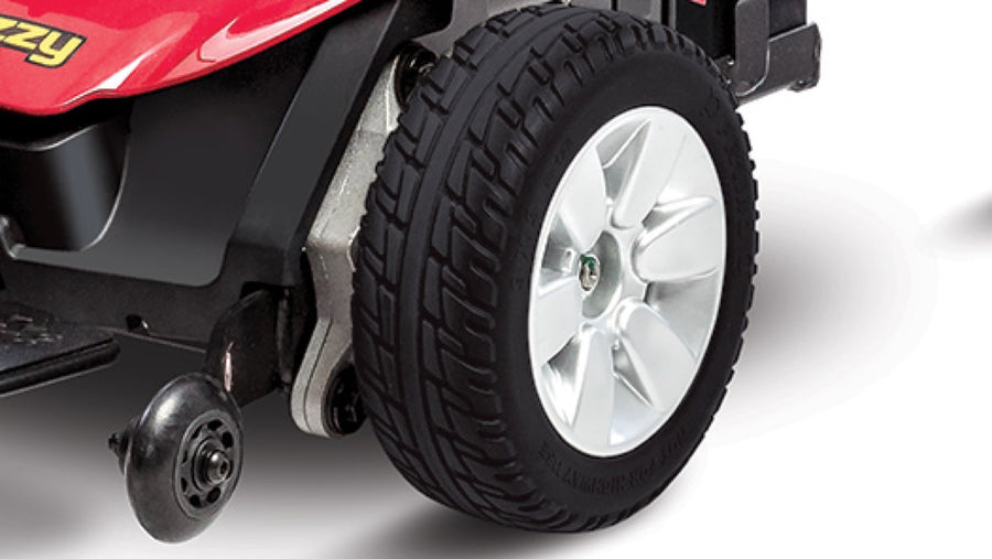 Pride® Jazzy® Elite ES - Black Tires