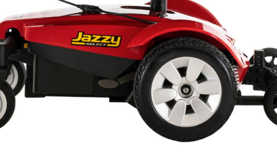 Pride® Jazzy Select® - Mid Wheel Drive