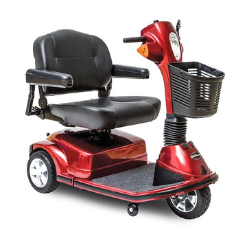 Pride® Maxima 3-Wheel - Candy Apple Red