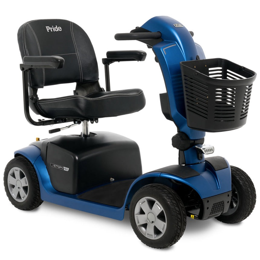 Pride® Victory® 10.2 4-Wheel - Ocean Blue