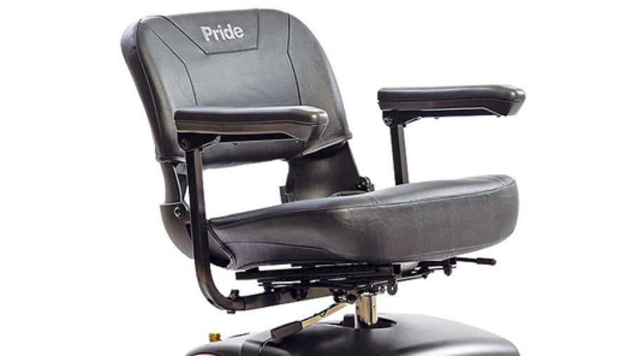 Pride® Victory® 10 4-Wheel - Comfortable Seating