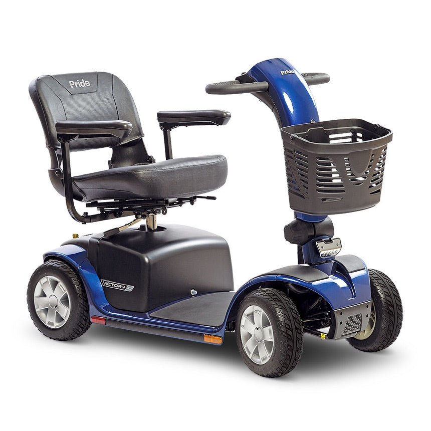 Pride® Victory® 10 4-Wheel - Viper Blue