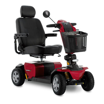 Pride® Victory® LX Sport 4-Wheel - Candy Apple Red