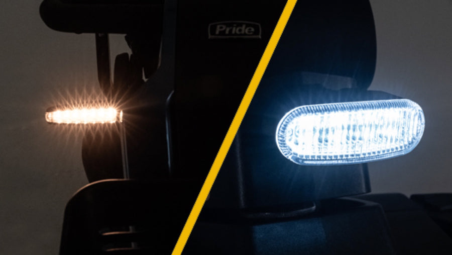 Pride® Victory® LX Sport 4-Wheel - Full Lighting Package