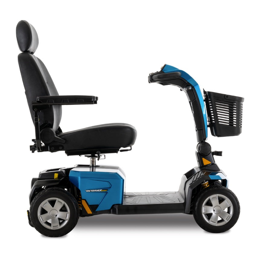 Pride® Victory® LX Sport 4-Wheel - True Blue