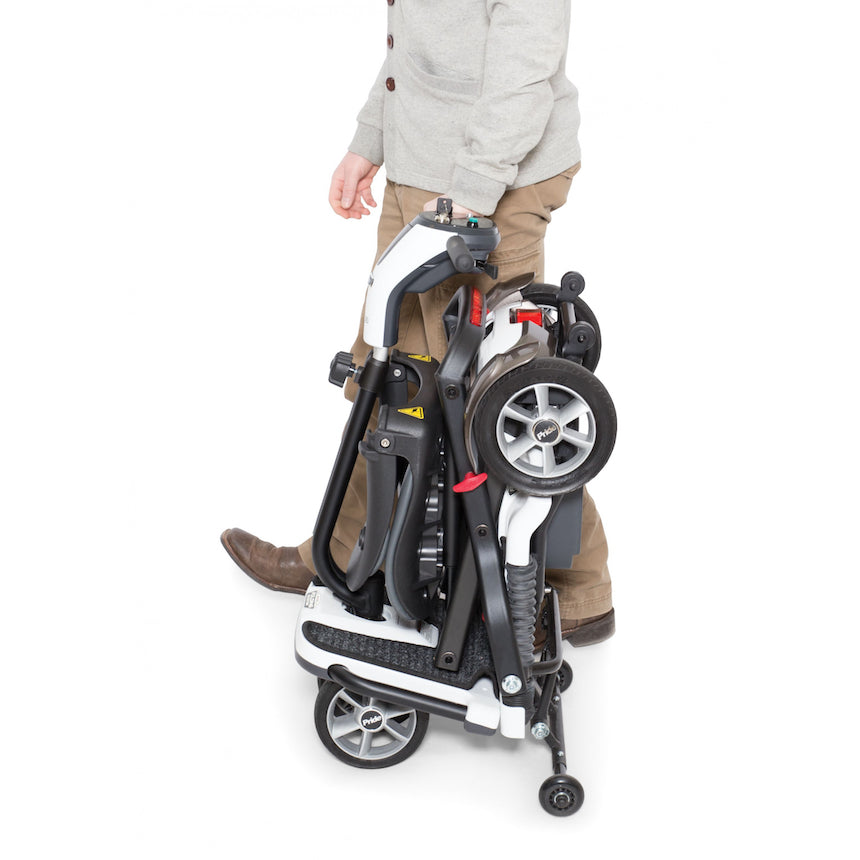 Pride® Go-Go® Folding Scooter 4-Wheel - Walking