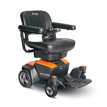 Pride® Go-Chair® - Amber Orange