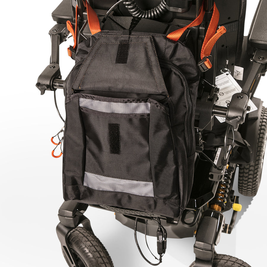 Wheelchair Aegis™ Lifetime Mobility Backpack - Open Flap