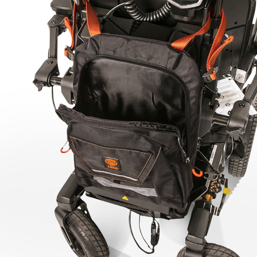 Wheelchair Aegis™ Lifetime Mobility Backpack - Unzipped