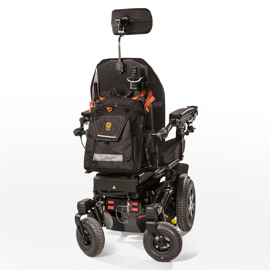 Wheelchair Aegis™ Lifetime Mobility Backpack - Wide Shot