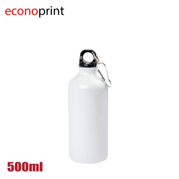 Tomatodo Blanco Sublimable 500ml - Tapa Rosca