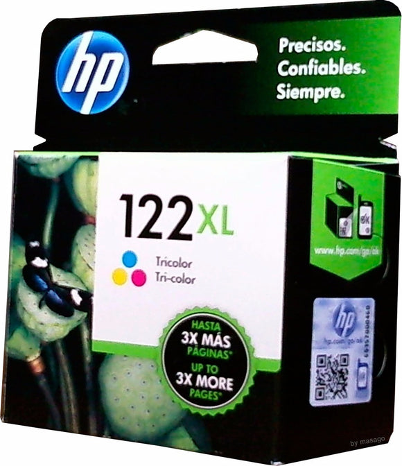 Cartucho HP 122XL
