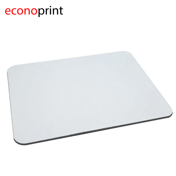 Mouse Pad Rectangular sublimable - 18 x 22cm