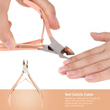 Rose Gold Cuticle Cutter