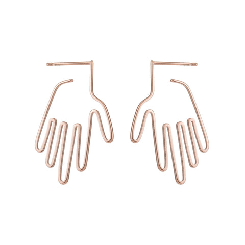 Hamsa Hands Earrings