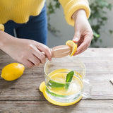 Beech Wood Lemon Juicer