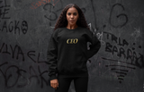 CEO Unisex Sweatshirt (Black)