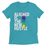 ALIGNED IS THE NEW HUSTLE Tee
