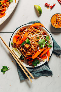 EASY TOFU PAD THAI