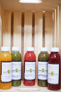 """Let's Get Started"" Juice Cleanse"