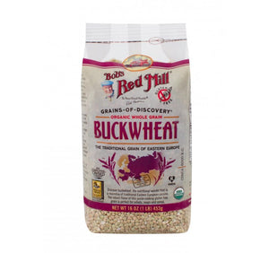 Bob`s Red Mill Organic Buckwheat Groats (453g)