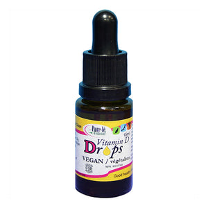 Pure-le Vegan Vitamin D Drops (15ml)