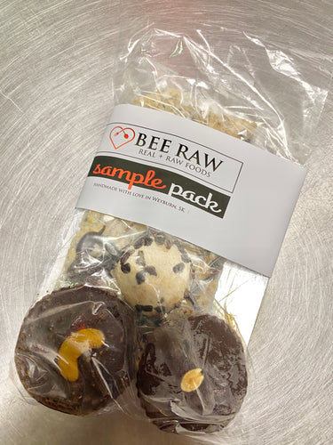 Bee Raw Sample Pack