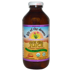 Lily of the Desert Whole Leaf Aloe Vera Juice 473ml