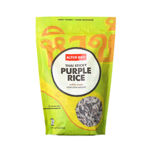 Alter Eco Thai Sticky Purple Rice 454g