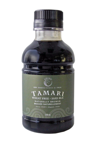 Amano Organic Wheat Free Tamari 250ml