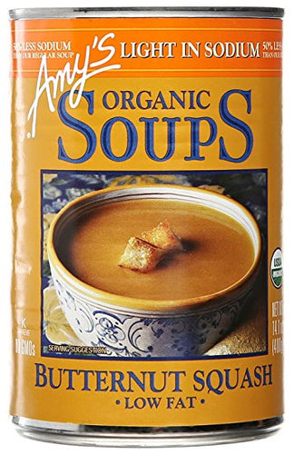 Amy's Organic Butternut Squash Soup (398ml)