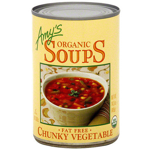 Amy's Organic Chunky Vegetable Soup 398ml