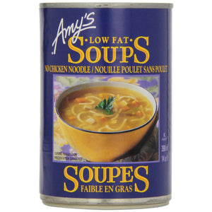 Amy's No Chicken Noodle Soup 398ml