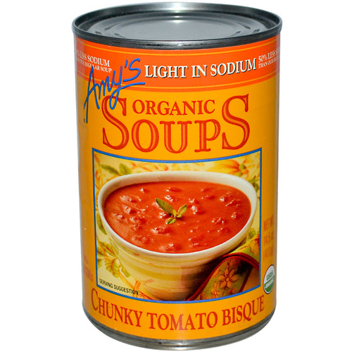 Amy's Organic Tomato Bisque Soup 398ml