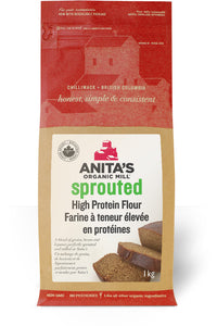 Anita's Organic Mill Sprouted High Protein Flour 1kg