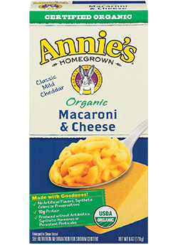 Annie's Homegrown Organic Macaroni & Cheese 170g