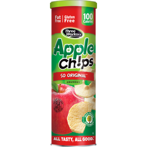 Three Works Apple Chips Original (50g)
