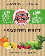 Candy Meister Assorted Fruit Candy 75g