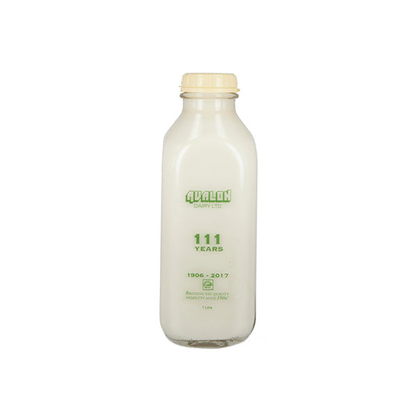 Avalon Organic 1% Milk (1L)