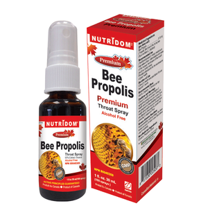 Nutridom Canadian Bee Propolis Spray (30ml)