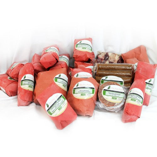 Pine View Farms Beef Bargain Meat Pack