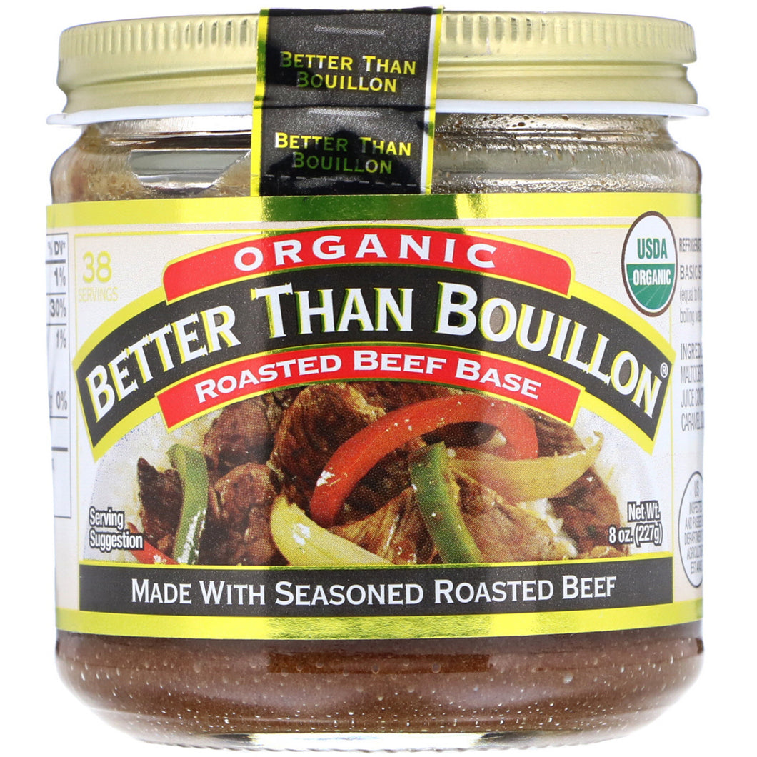 Better Than Bouillon Organic Roasted Beef Base (227g)
