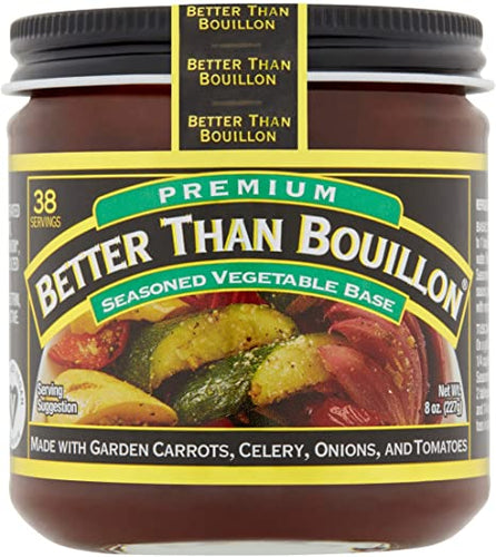 Better Than Bouillon Organic Seasoned Vegetable Base (227g)