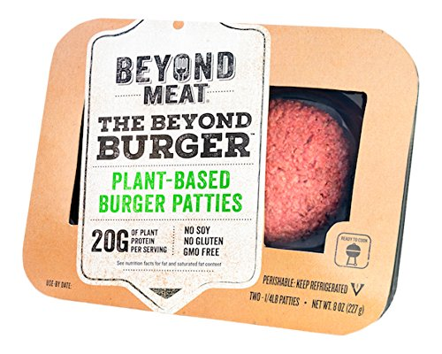 Beyond Meat Burger (2 Pack)