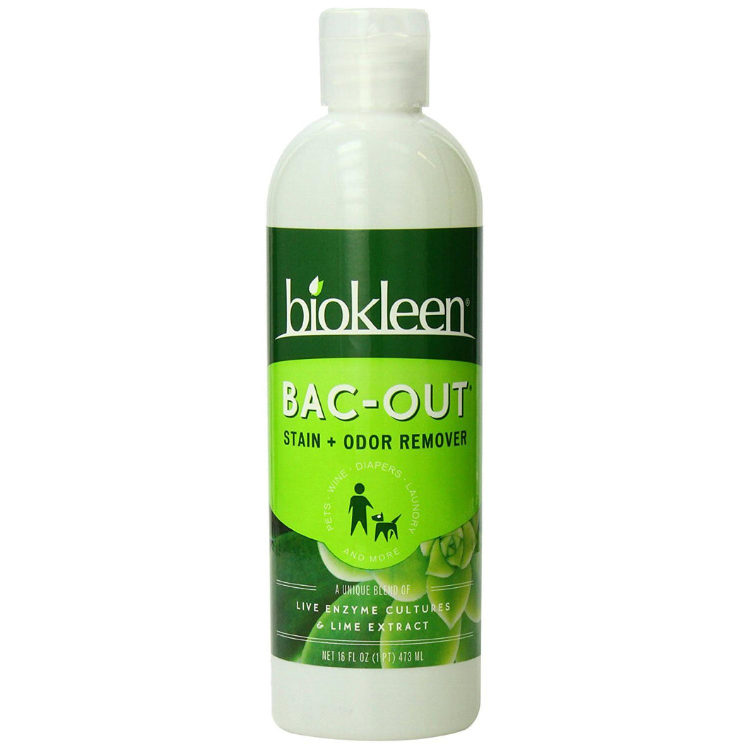 BioKleen Bac-Out Stain and Odor Remover 946ml