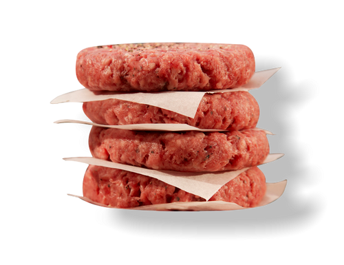 Bison Burger Patties (4/pack)